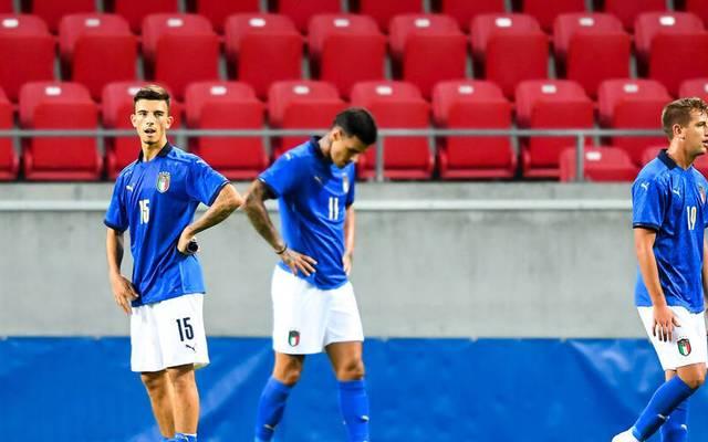 Kein Spieler des ursprünglichen U21-Kaders von Italien wird beim EM-Qualifikationsspiel gegen Irland auflaufen