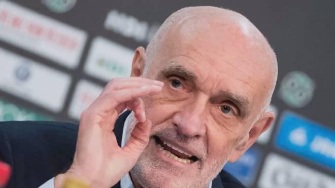 Martin Kind hakt den direkten Wiederaufstieg der Hannoveraner ab