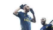 Pierre-Emerick Aubameyang steht bei Arsenal noch bis 2021 unter Vertrag