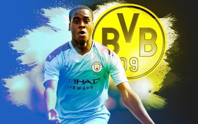 Jamie Bynoe-Gittens wird wie Jadon Sancho von Manchester City zum BVB gehen