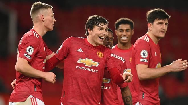 Manchester United will mit einem Sieg gegen Wolverhampton zumindest vorübergehend auf Rang zwei springen