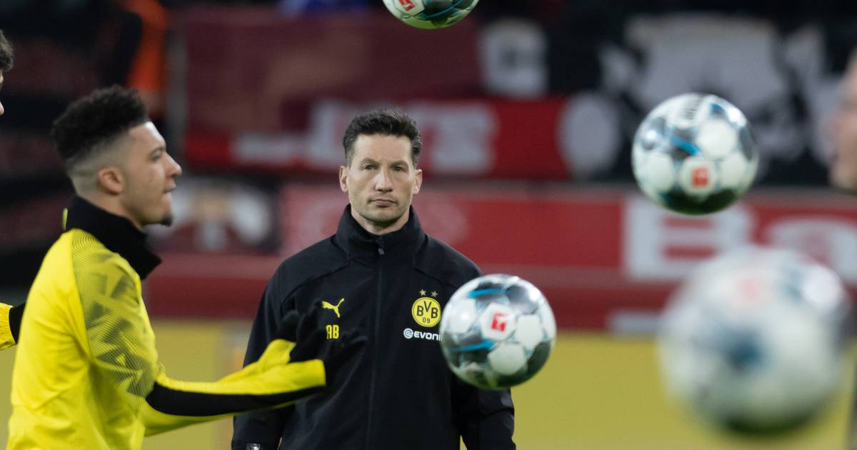 Athletic Trainer Andreas Beck From Borussia Dortmund To Eintracht Frankfurt World Today News