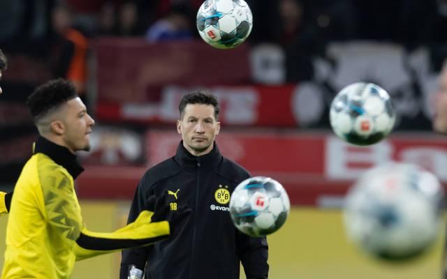 Andreas Beck verlässt den BVB und nimmt eine neue Herausforderung an