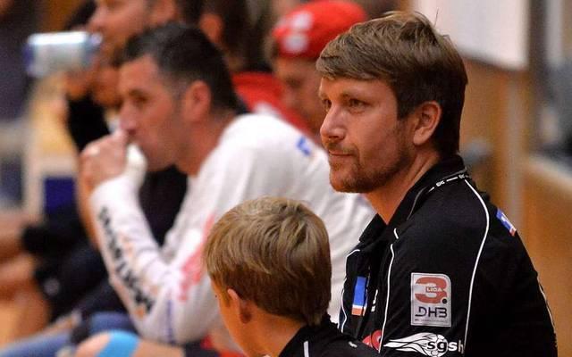 Christoph Damaske ist sportpsychologischer Experte