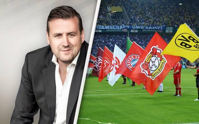 SPORT1-Chefredakteur Pit Gottschalk stellt seine Traum-Bundesliga auf