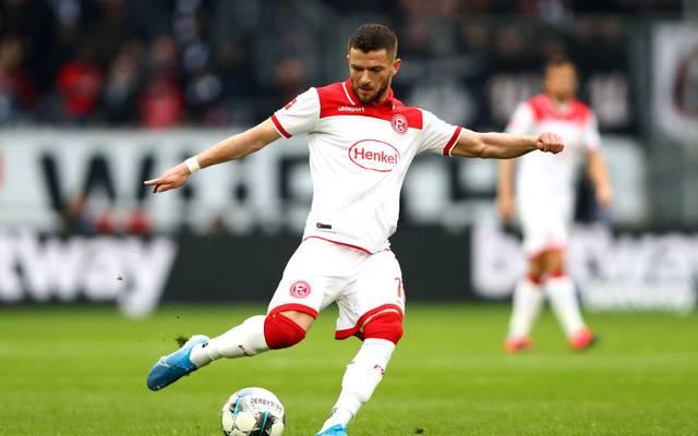 Valon Berisha fällt gegen Kaiserslautern aus