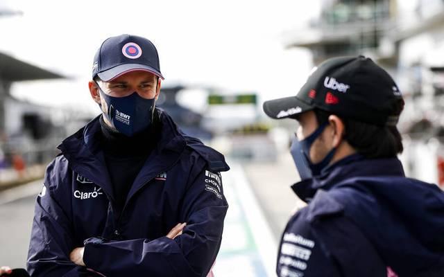 Nico Hülkenberg (l.) hatte im Rennen um das Red-Bull-Cockpit das Nachsehen gegen Sergio Pérez