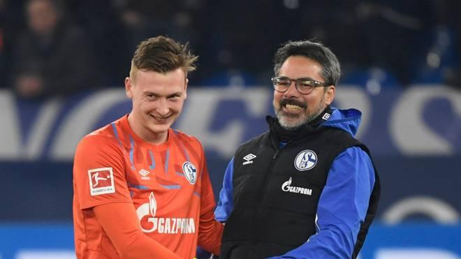 David Wagner und die Schalker freuen sich auf den Rückrunden-Auftakt