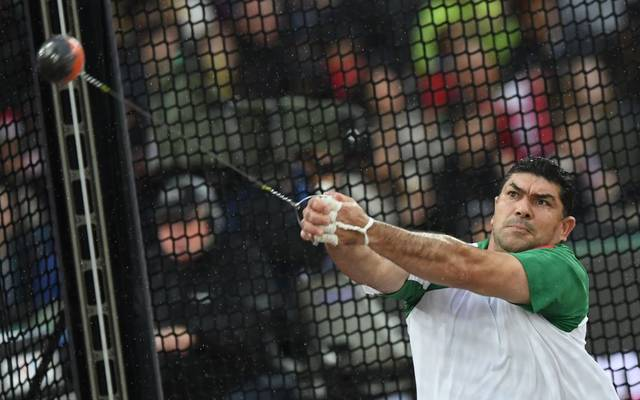 Dilschod Nasarow darf bei der WM nicht starten