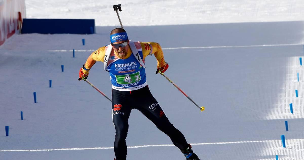 Biathlon: Erik Lesser beendet Saison aus privaten Gründen vorzeitig