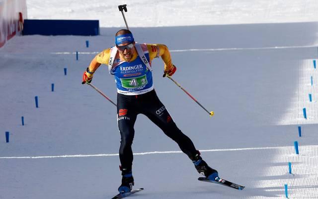 Erik Lesser wird seine Saison vorzeitig beenden