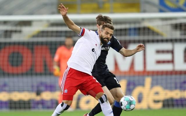 Lukas Hinterseer verlässt den HSV nach eineinhalb Jahren
