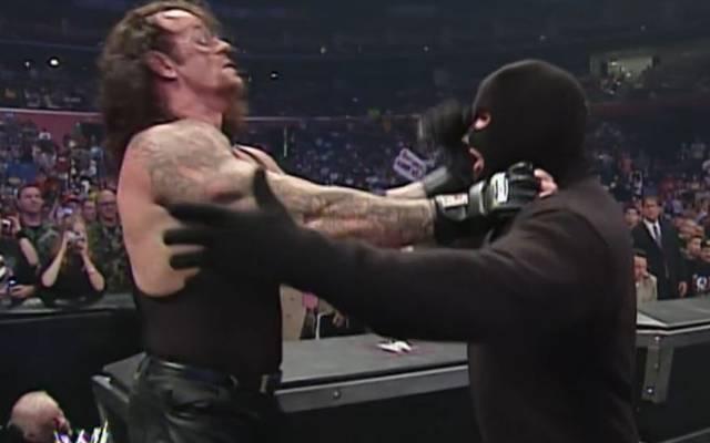 Der Undertaker war 2005 bei WWE Teil einer kontroversen Story