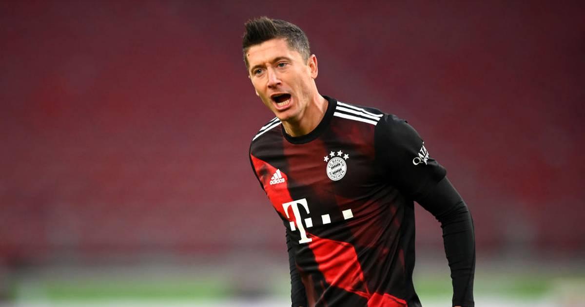 FC Bayern: Robert Lewandowski nennt seine wichtigsten Tore