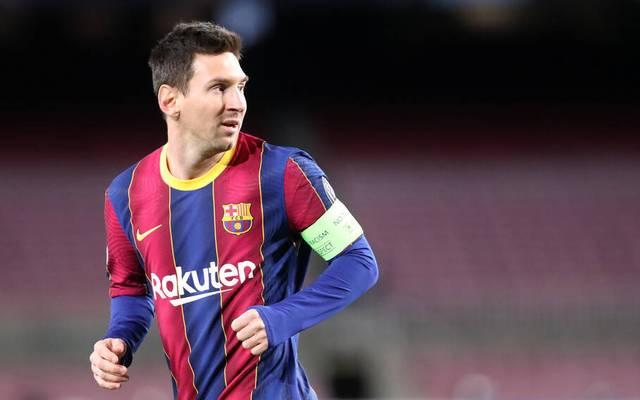 Der FC Barcelona muss gegen SD Eibar ohne Lionel Messi auskommen