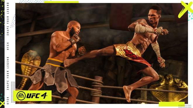 Das steckt im neuen Ableger der UFC-Reihe