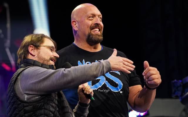 Der ehemalige Big Show tritt nun als Paul Wight bei AEW auf