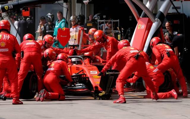 Ferrari sah sich in der vergangenen Saison mit Betrugsvorwürfen konfrontiert