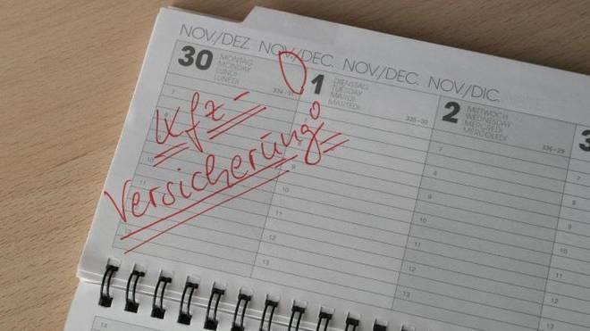 Bis 30. November (2. Dezember in diesem Jahr) müssen Autofahrer kündigen, um zum neuen Jahr mit einer günstigeren Kfz-Versicherung einen Vertrag zu schließen