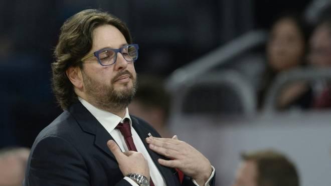 Andrea Trinchieri hat mit Bayern noch Großes vor