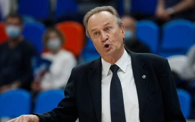 Aíto García Reneses ist seit 2017 Cheftrainer von ALBA Berlin
