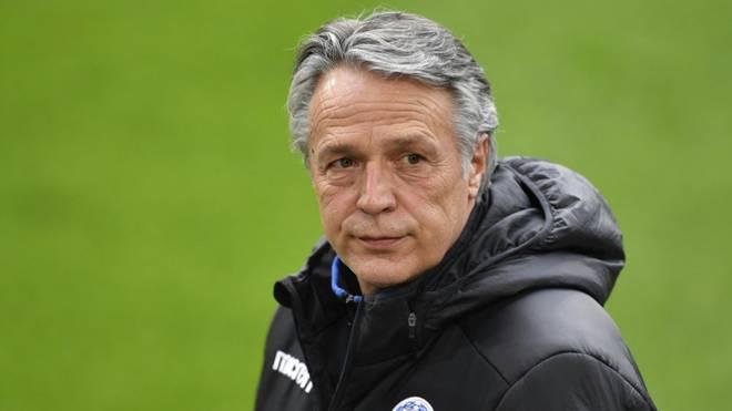 Uwe Neuhaus Karriere bei Bielefeld steht auf der Kippe