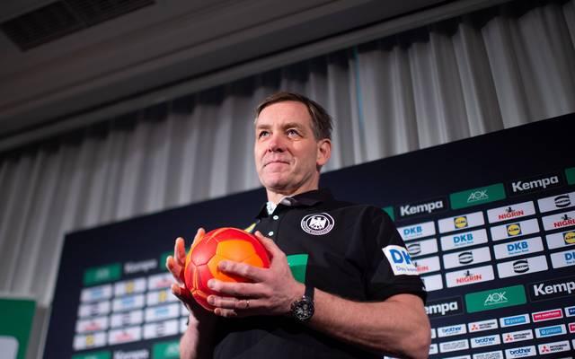 Alfred Gislason soll die deutschen Handballer zurück in die Weltspitze führen