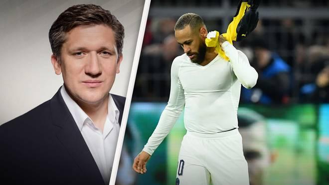 Der stellvertretende SPORT1-Chefredakteur Matthias Becker kommentiert die Leistung von Neymar