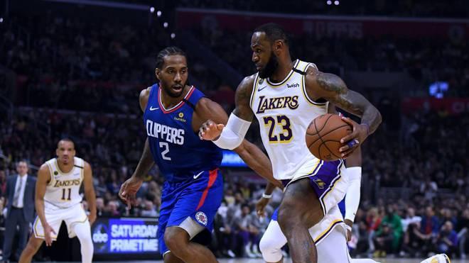 Die NBA-Saison soll fortgesetzt werden, doch es sind noch Details zu klären
