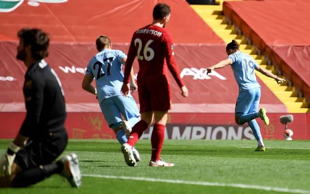 Jay Rodriguez (r.) erzielte für Burnley den Ausgleich