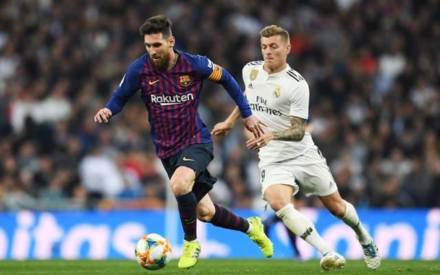 Sehnsucht: Real Madrid gewann zuletzt im April 2016 einen Clásico