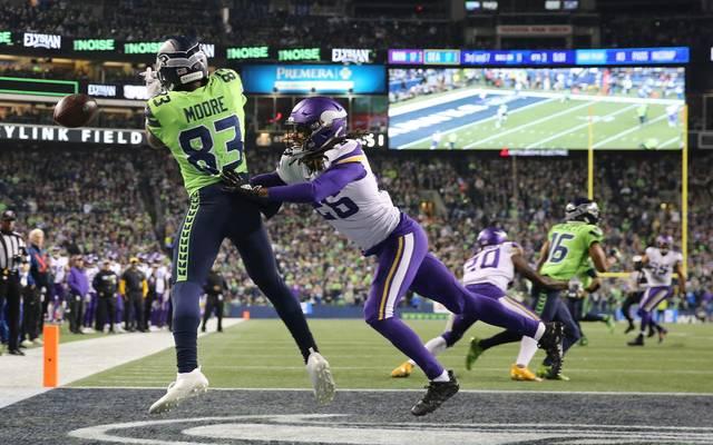 Die Seattle Seahawks sind klar auf Playoff-Kurs in der NFL