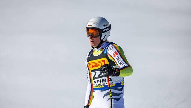 Simon Jocher glänzte als Fünfter in der WM-Kombination