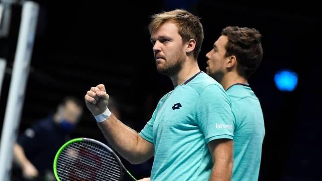 Kevin Krawietz tritt bei den Australian Open ohne den verletzten Andreas Mies an