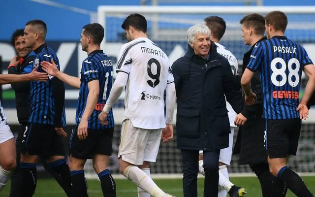 Atalanta Bergamo holt sich den Sieg gegen Juventus Turin