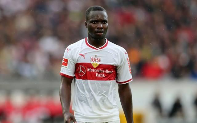 Akolo spielte schon für Stuttgart in der Bundesliga