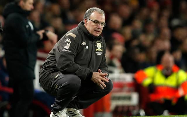 Marcelo Bielsa ist seit Sommer 2018 Trainer von Leeds United