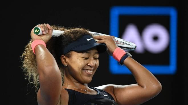 Naomi Osaka gewann die Australian Open 2021