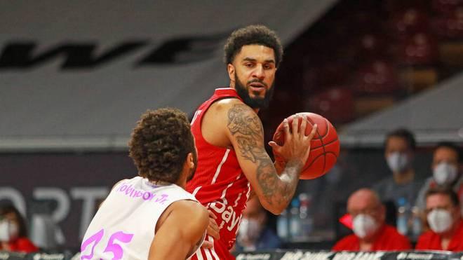 D.J. Seeley kam von Basket Zaragoza