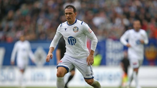 Piotr Trochowski läuft in der Oberliga für den HSV auf