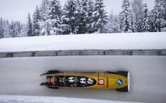 Wintersport / Bob-WM