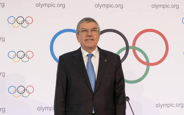 Nach der Absage der Olympischen Spiele 2020 in Tokio ist IOC-Präsident Thomas Bach zuversichtlich, die Wettbewerbe 2021 nachholen zu können