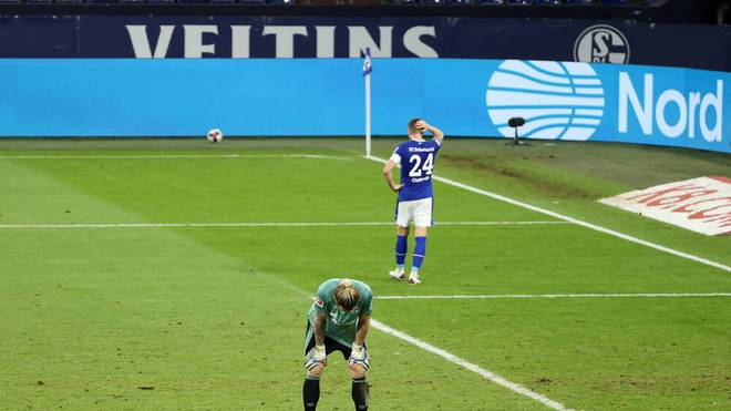 Schalke 04 ist Tabellenletzter der Bundesliga