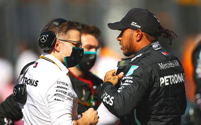 Mercedes-Pilot Lewis Hamilton ist sechsmaliger Formel-1-Weltmeister
