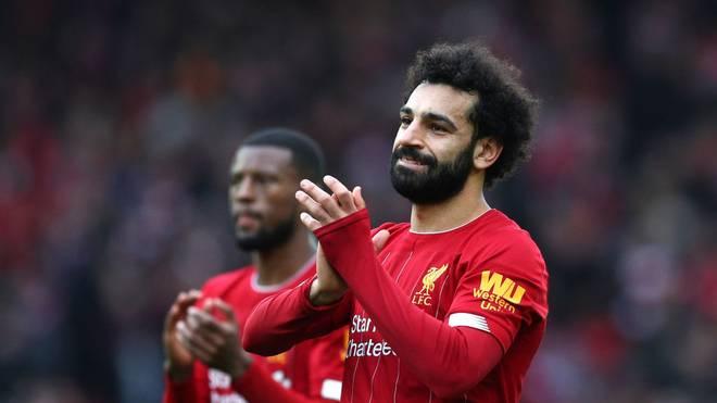 Es ist nicht das erste Mal, dass Salah in seiner Heimat tätig wird