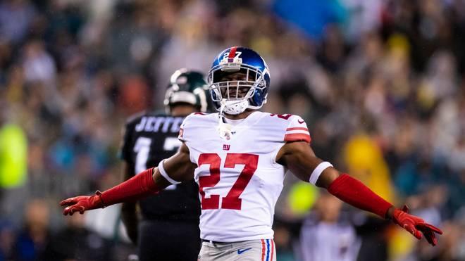 Gegen DeAndre Baker von den New York Giants wurde ein Haftbefehl erlassen