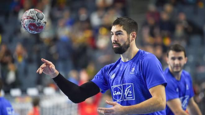 Nikola Karabatic spielt für Paris Saint-Germain