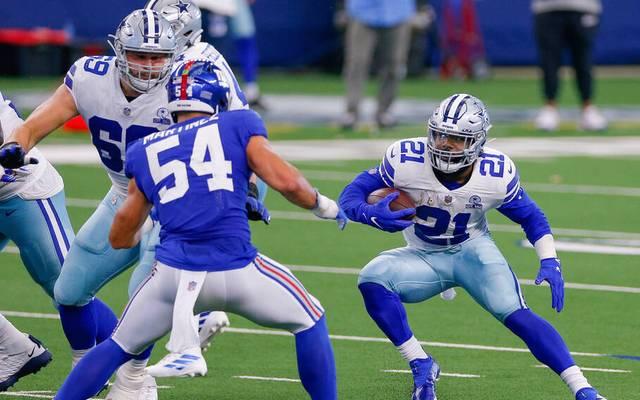 Heißt der lachende Dritte nach dem Duell der Cowboys gegen die Giants Washington?