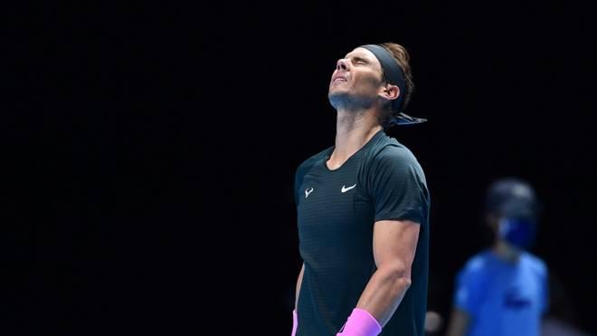 Tennis: Rafael Nadal unterliegt Dominic Thiem