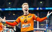 Volleyball: comdirect Supercup ab 14 Uhr